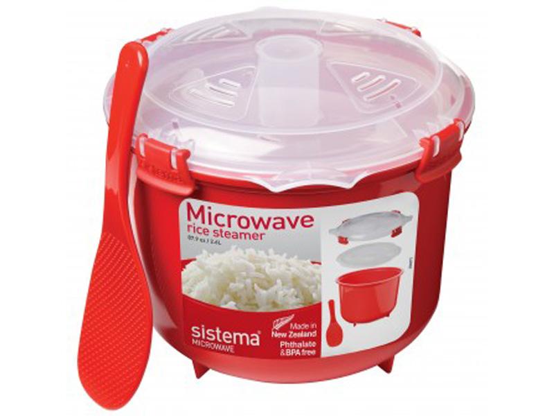 Sistema MICROWAVE Hrnec na vaření rýže 2,6l