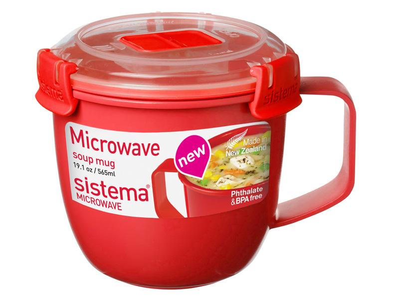 Sistema MICROWAVE Hrnek na polévku 565ml