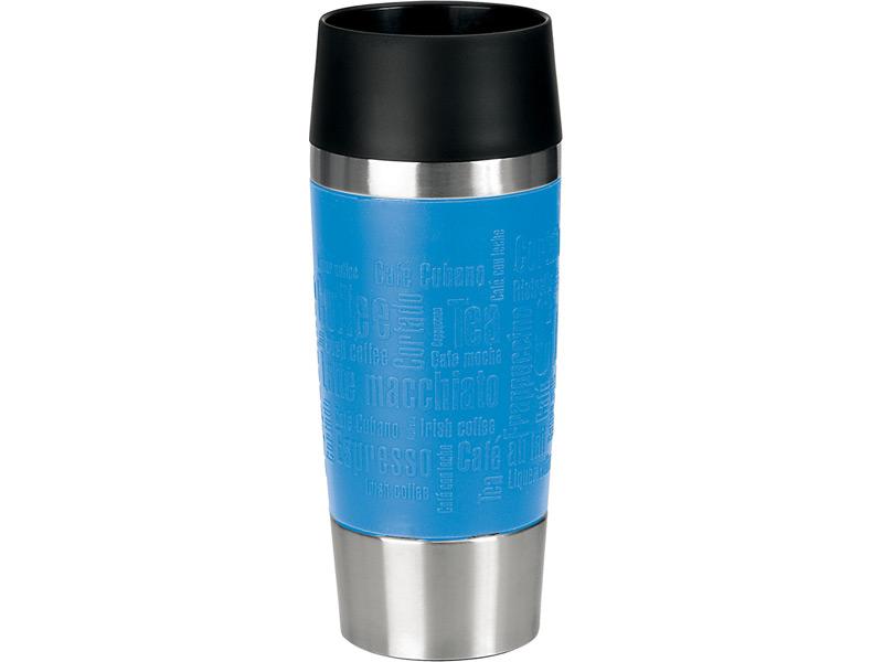 Emsa Termohrnek TRAVEL MUG 0,36l modrý