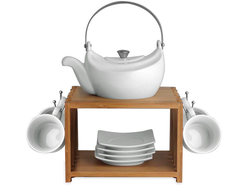 Pengo Spa Sada na čaj a kávu - 10 dílů