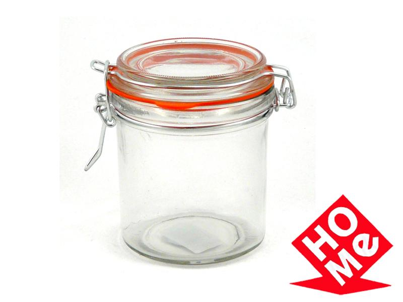 Pengo Spa Zavařovací sklenice Orange 0,3l
