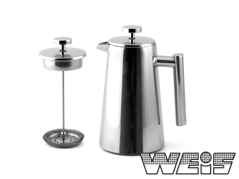 Weis Kafetiéra french press termo 0,35l