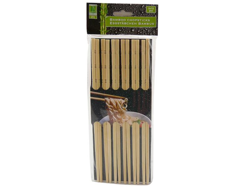 Bambusové jídelní hůlky