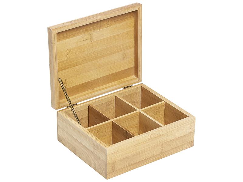 Box na čajové sáčky 21 cm