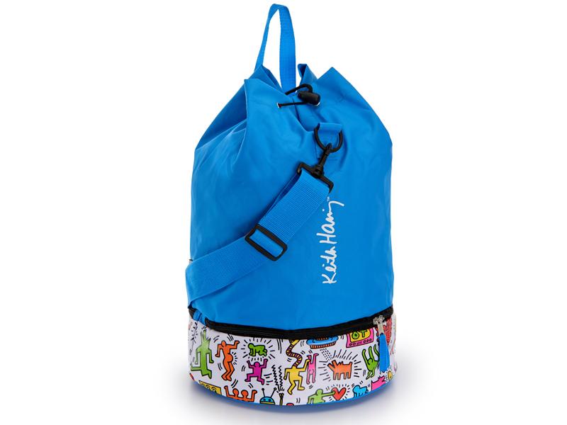 Gio Style Taška plážová Keith Haring 16,5+5,5l