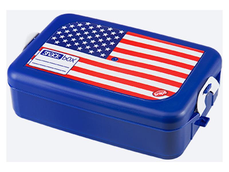 Snips Svačinový box - USA