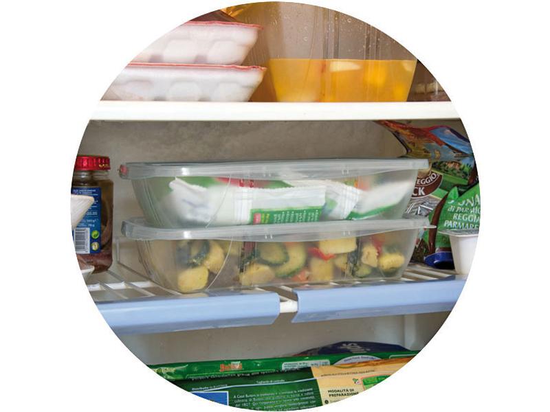Snips Dóza na potraviny 1l, 3ks 055010