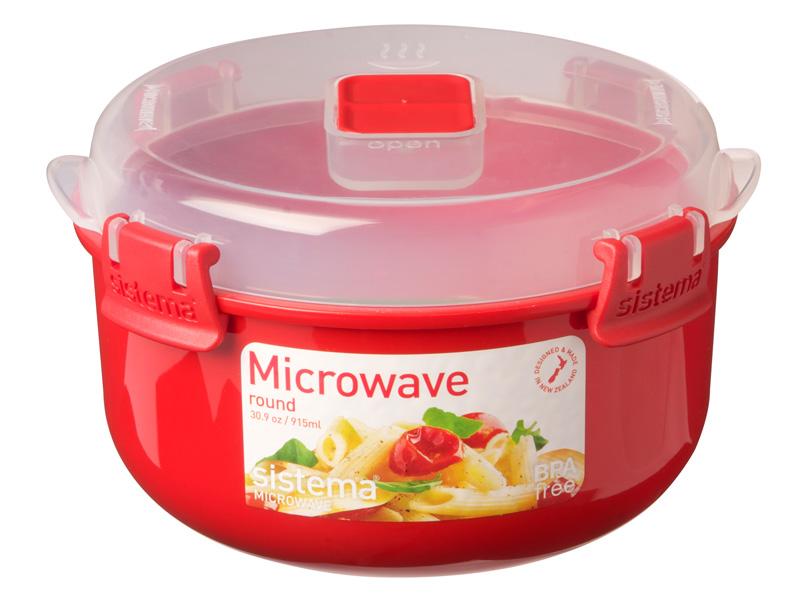 Sistema MICROWAVE Miska na jídlo 915ml