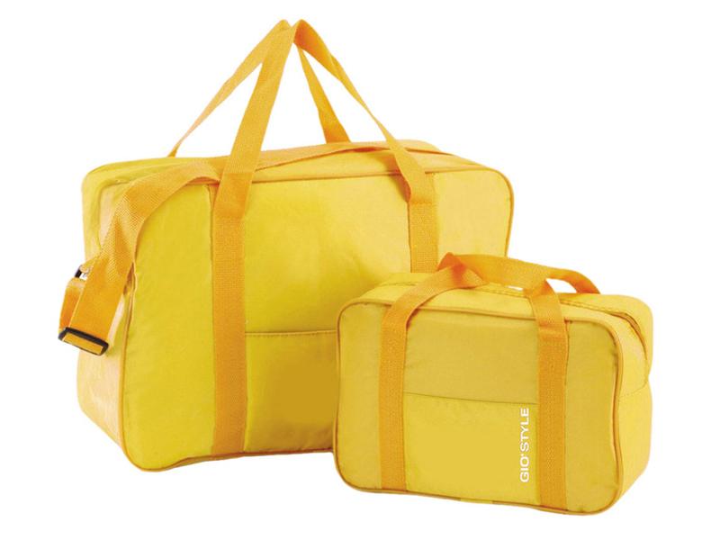 Gio Style Taška FIESTA žlutá - sada 2 ks