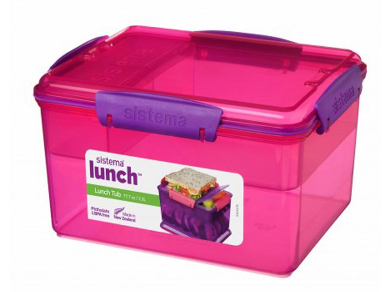Sistema Box na oběd 2,3l