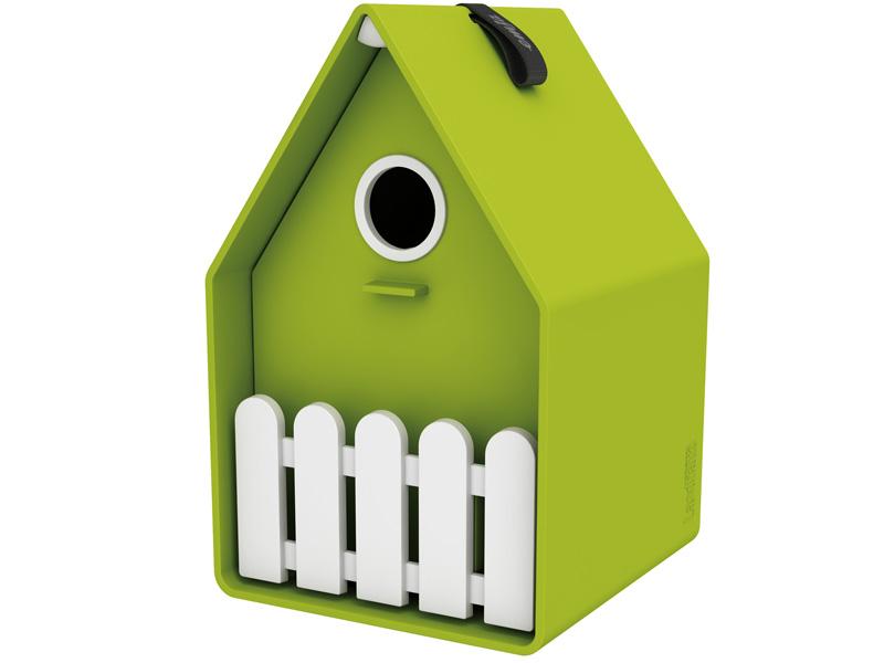 Emsa Ptačí budka Landhaus, zelená