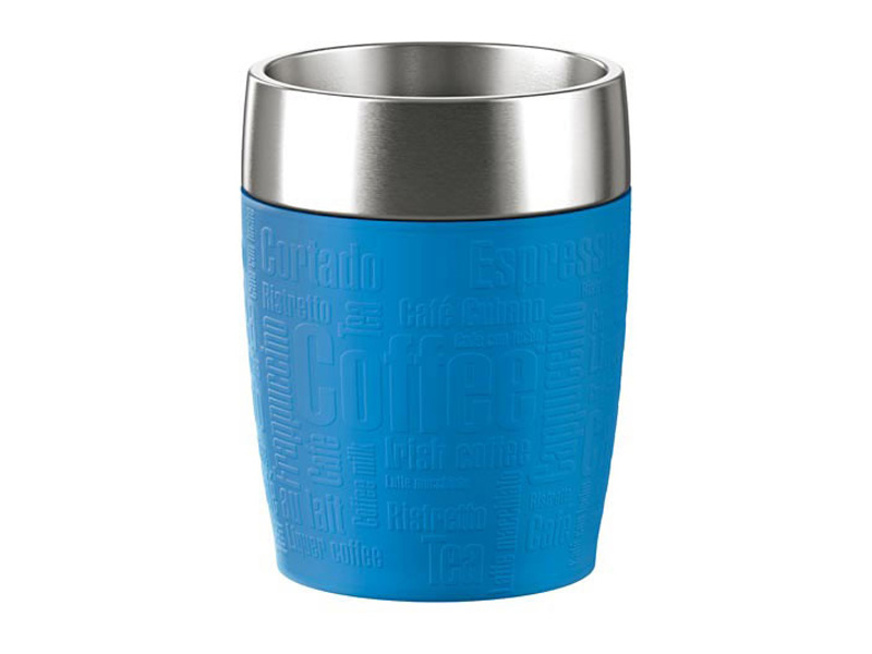 Emsa Termohrnek TRAVEL CUP 0,2l modrý