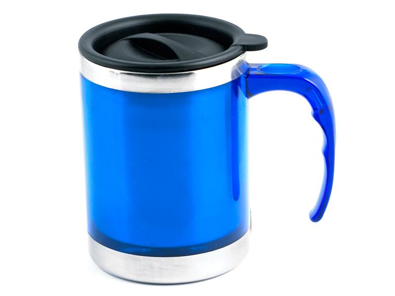 Pengo Spa Termohrnek nerez 0,4l modrý