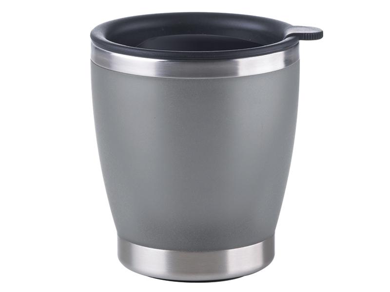 Emsa Termohrnek CITY CUP 0,2l stříbrný