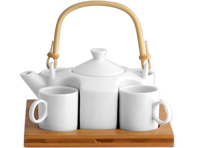 Pengo Spa Sada na čaj a kávu - 6 dílů
