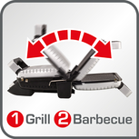 Tefal-grill nebo barbecue