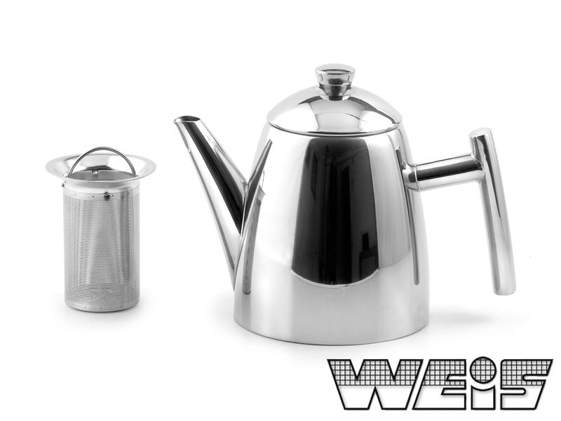 Weis Čajová konvice s čajníkem 0,6l