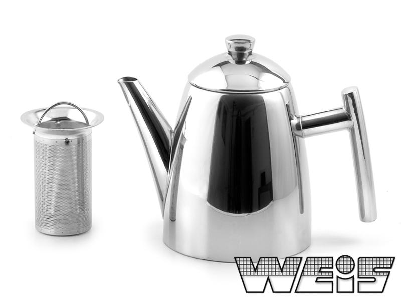 Weis Čajová konvice s čajníkem 1l