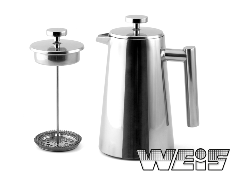 Weis Kafetiéra french press termo 0,65l