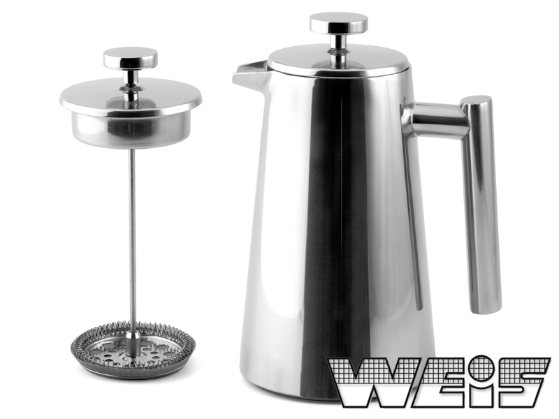 Weis Kafetiéra french press termo 1l 18010
