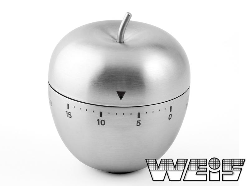 """Weis Kuchyňský budík """"Jablko"""""""