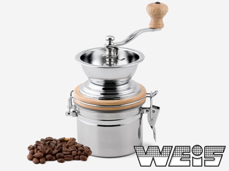 Weis Mlýnek na kávu